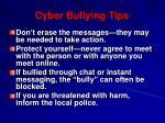 cyber bullying tips1