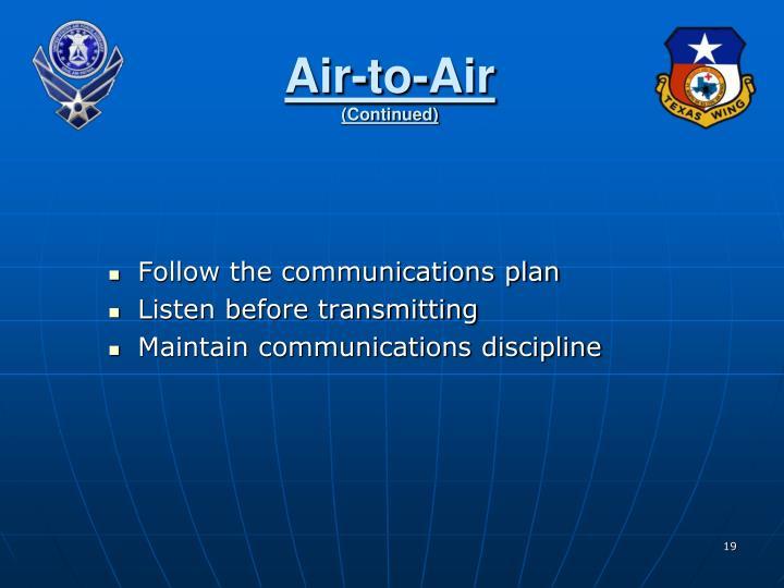 Air-to-Air