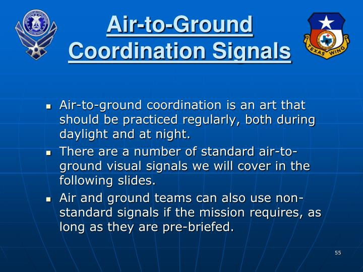 Air-to-Ground