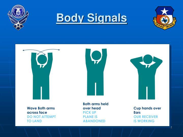 Body Signals