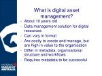what is digital asset management
