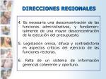 direcciones regionales1