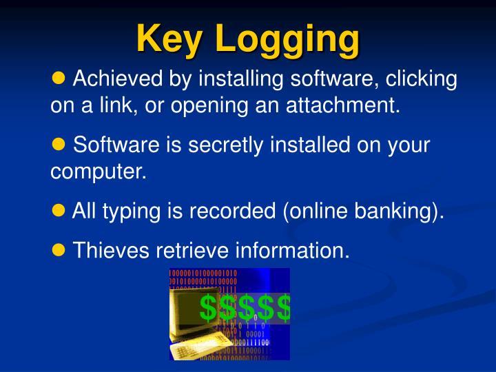 Key Logging