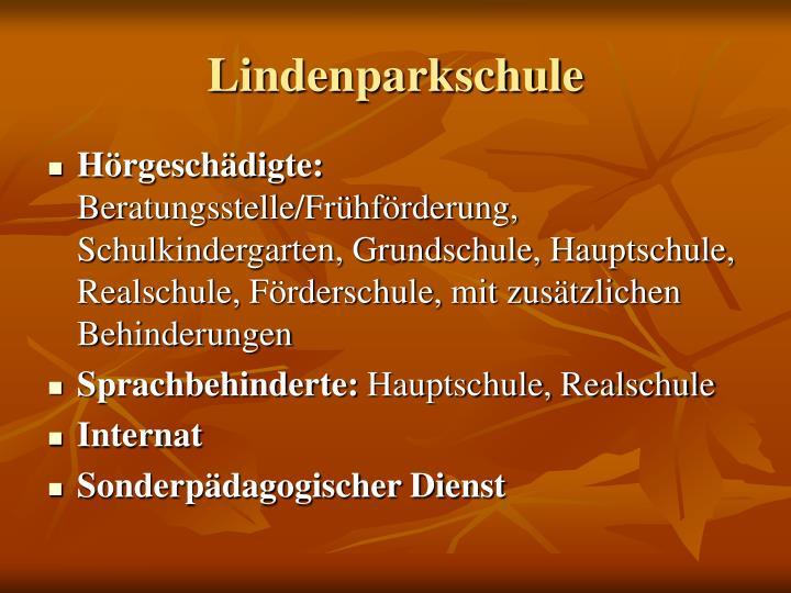 Lindenparkschule