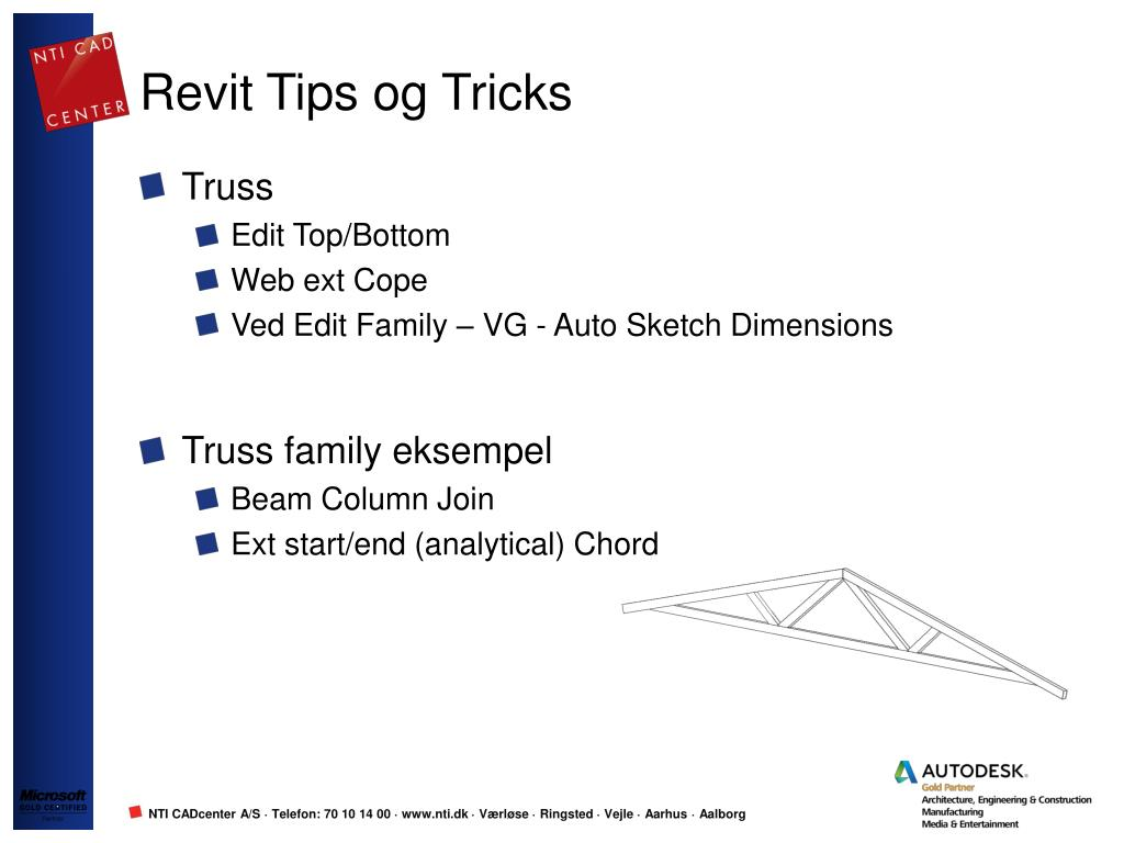 PPT - Revit Structure Tips and Tricks PowerPoint