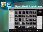 photo mam lightroom