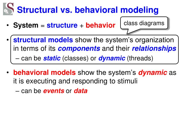 Structural vs.