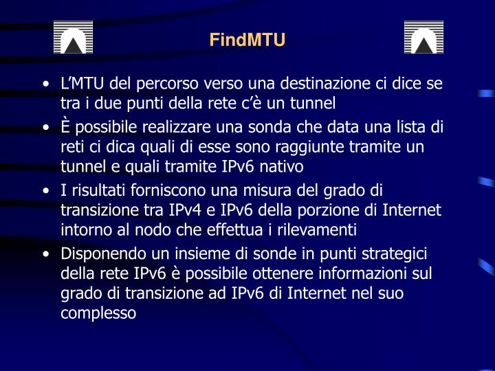 FindMTU