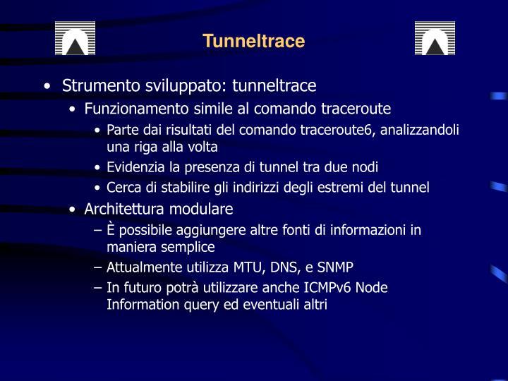 Tunneltrace