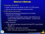 material methods1