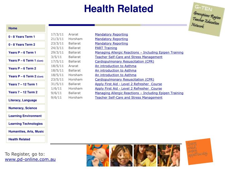 Health Related