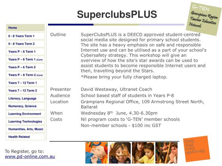 SuperclubsPLUS