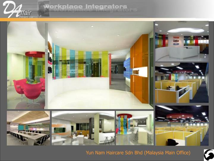 Yun Nam Haircare Sdn Bhd (Malaysia Main Office)
