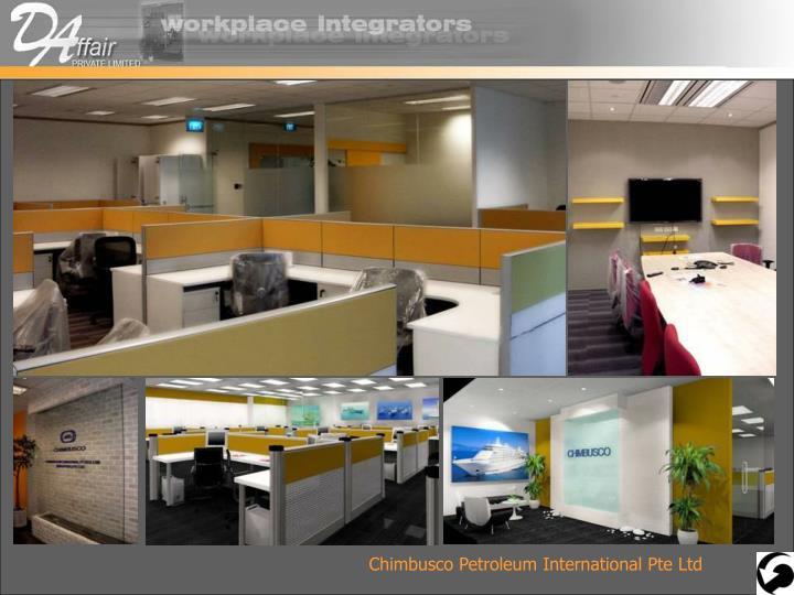 Chimbusco Petroleum International Pte Ltd