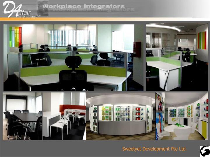 Sweetyet Development Pte Ltd