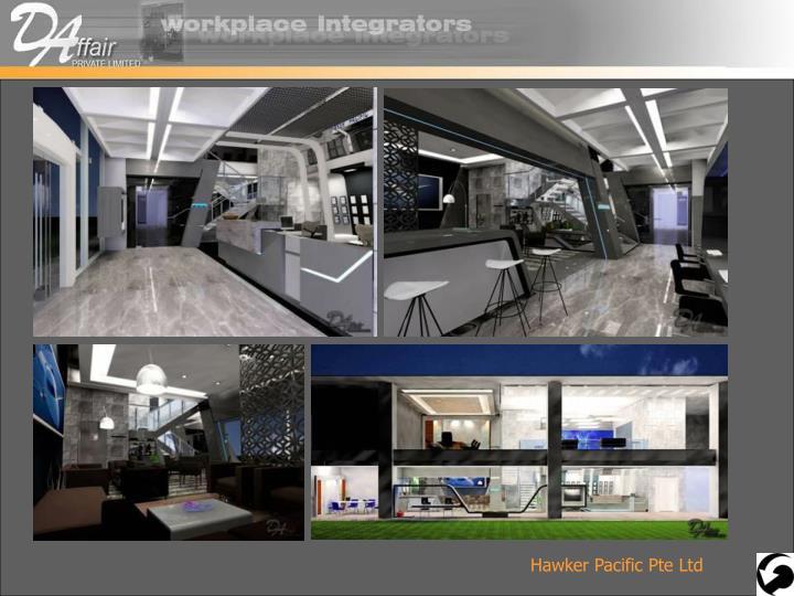 Hawker Pacific Pte Ltd
