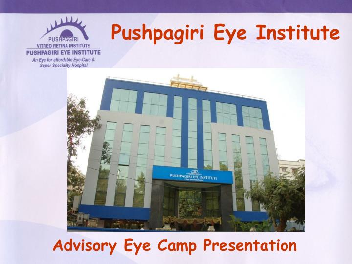 pushpagiri eye institute n.