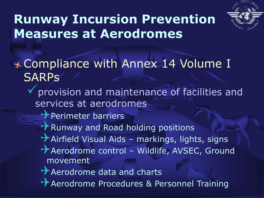 PPT - Runway Incursions in the CAR/SAM Regions and