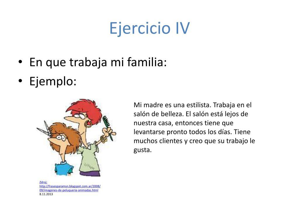 PPT - Mi Familia PowerPoint Presentation - ID:4962700