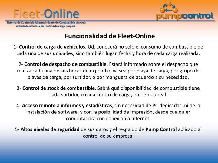 Fleet-