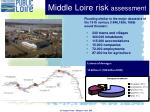 middle loire risk assessment