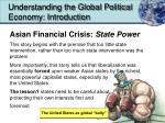 understanding the global political economy introduction7