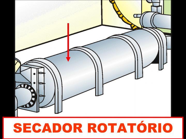 SECADOR ROTATÓRIO