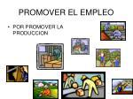promover el empleo1