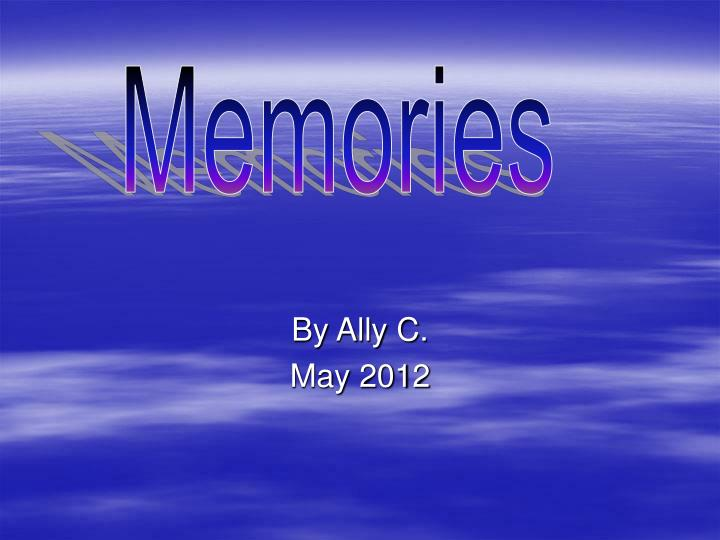 by ally c may 2012 n.