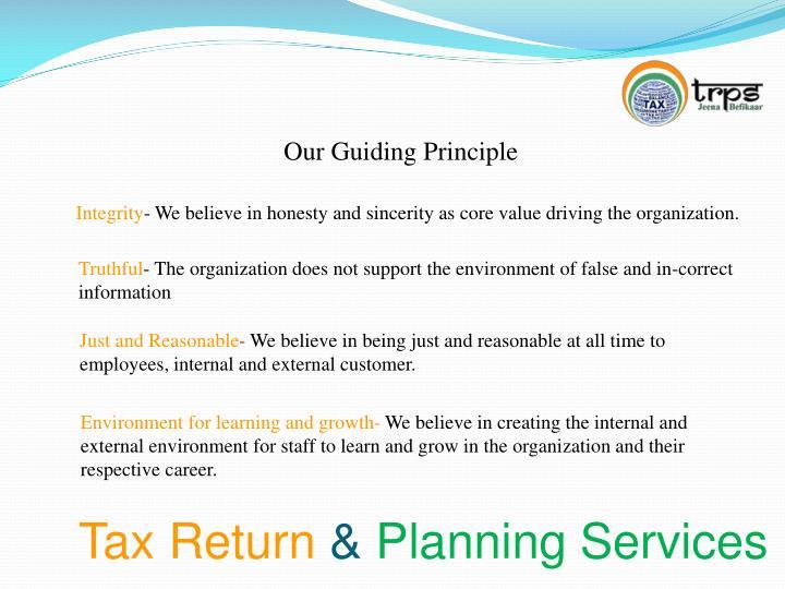 Tax return planning services2