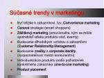s asn trendy v marketingu