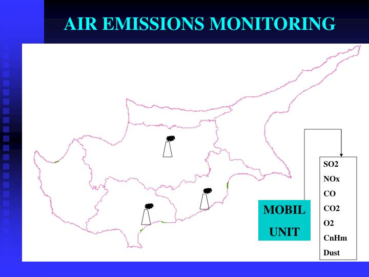 AIR EMISSIONS MONITORING