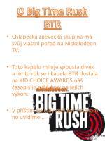 o big time rush btr