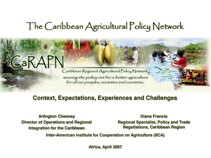 essay on caricom Essay chooses to focus on the important ones through the institutions under caricom to begin with, the caribbean region is prone to natural disasters.