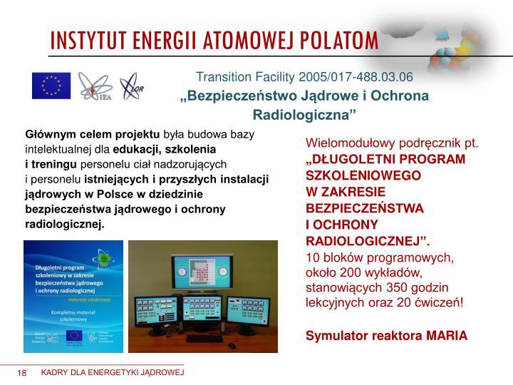 Instytut energii atomowej