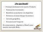 por que brasil
