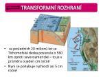 transformn rozhran2