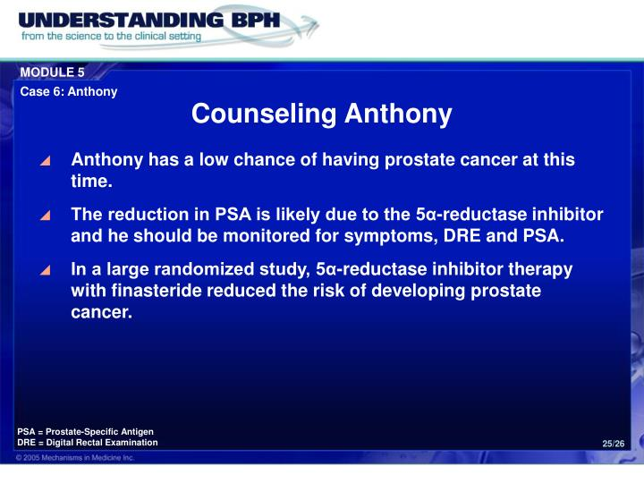 Counseling Anthony