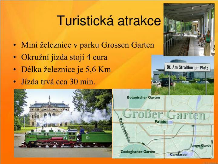 Turistická atrakce