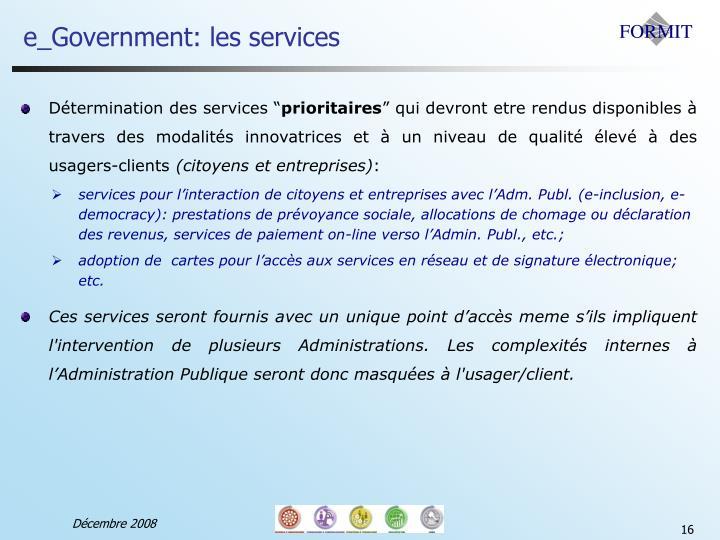 e_Government: