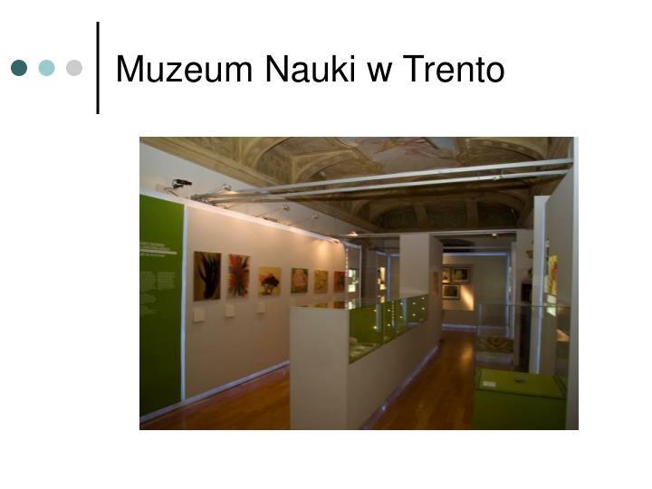 Muzeum Nauki w Trento