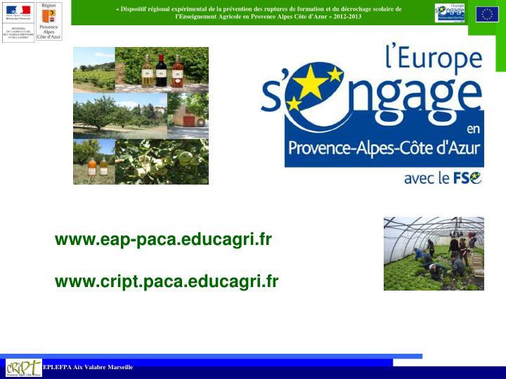 www.eap-paca.educagri.fr