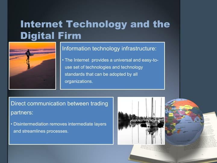 Internet Technology and the Digital Firm