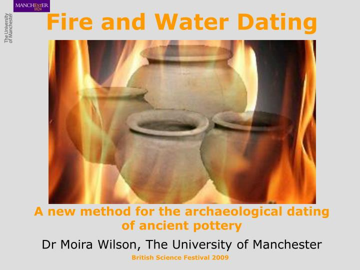 fire and water dating n.