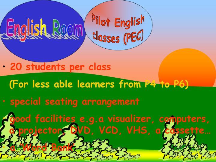 Pilot English