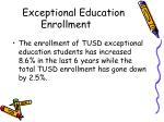 exceptional education enrollment1