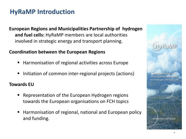 HyRaMP Introduction