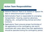 action team responsibilities1