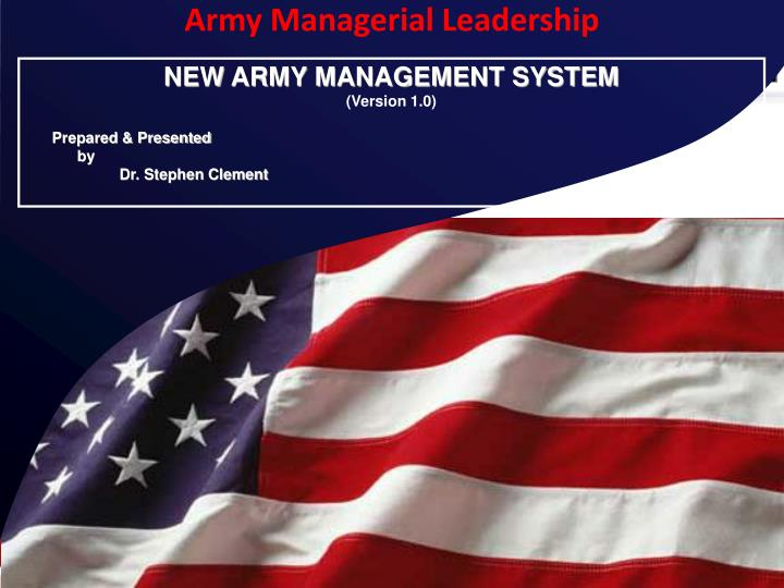 the army leadership The army leader transitions handbook is designed to help leaders transition into a new leadership position as the army leader transitions handbook provides.