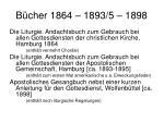 b cher 1864 1893 5 1898